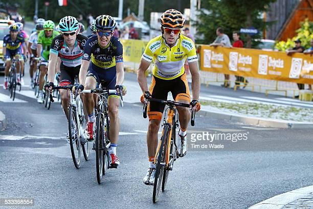 70th Tour of Poland/ Stage 6 Jon Izaguirre Yellow Leader Jersey/ Bukovina Terma Hotel Spa - Bukowina Tatrzanska Tour de Pologne Ronde Van Polen/ Rit...