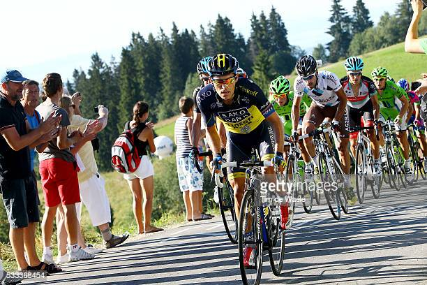 70th Tour of Poland/ Stage 6 Oliver ZAUGG / Bukovina Terma Hotel Spa - Bukowina Tatrzanska Tour de Pologne Ronde Van Polen/ Rit Stage/ Tim De Waele