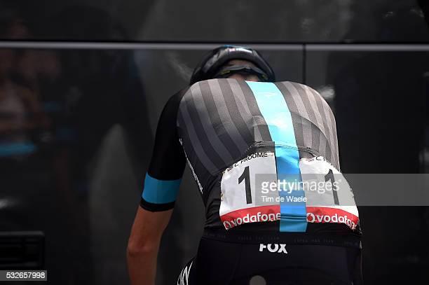 70th Tour of Spain 2015 / Stage 11 FROOME Christopher / Illustration Illustratie / Andorra La Vella - Cortals d'Encamp 2095m / Rit Etape / Vuelta...