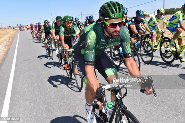 70Th Tour Of Spain 2015 Stage 19Cousin Jerome /Medina Del Campo Avila / Rit Etape Vuelta Tour D'Espagne Ronde Van Spanje /Tim De Waele