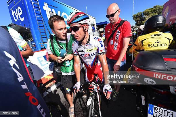 70th Tour of Spain 2015 / Stage 2 Arrival / RODRIGUEZ Joaquin / Alhaurin De La Torre Caminito Del Rey 560m / Rit Etappe / Vuelta Tour d'Espagne Ronde...