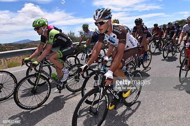 70th Tour of Spain 2015 / Stage 2 KADRI Blel / Alhaurin De La Torre Caminito Del Rey 560m / Rit Etappe / Vuelta Tour d'Espagne Ronde van Spanje /Tim...