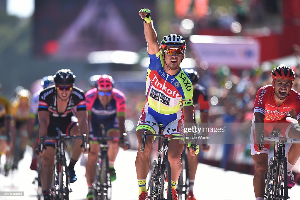 Cycling: 70th Tour of Spain 2015 / Stage 3 : ニュース写真