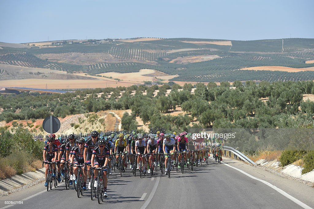 Cycling: 70th Tour of Spain 2015 / Stage 6 : ニュース写真
