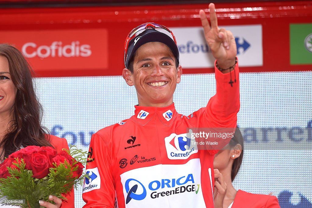 Cycling: 70th Tour of Spain 2015 / Stage 8 : ニュース写真