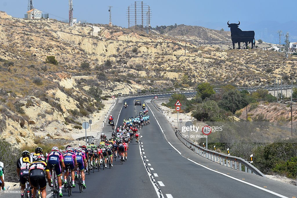 Cycling: 70th Tour of Spain 2015 / Stage 9 : ニュース写真