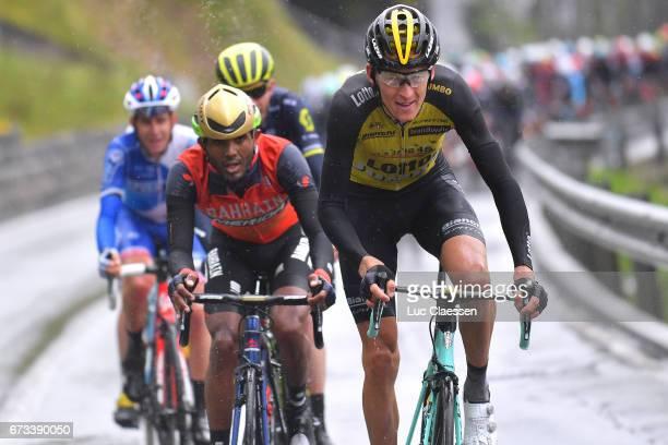 71st Tour de Romandie 2017 / Stage 1 Robert GESINK / Aigle Champery Bulle 782m /