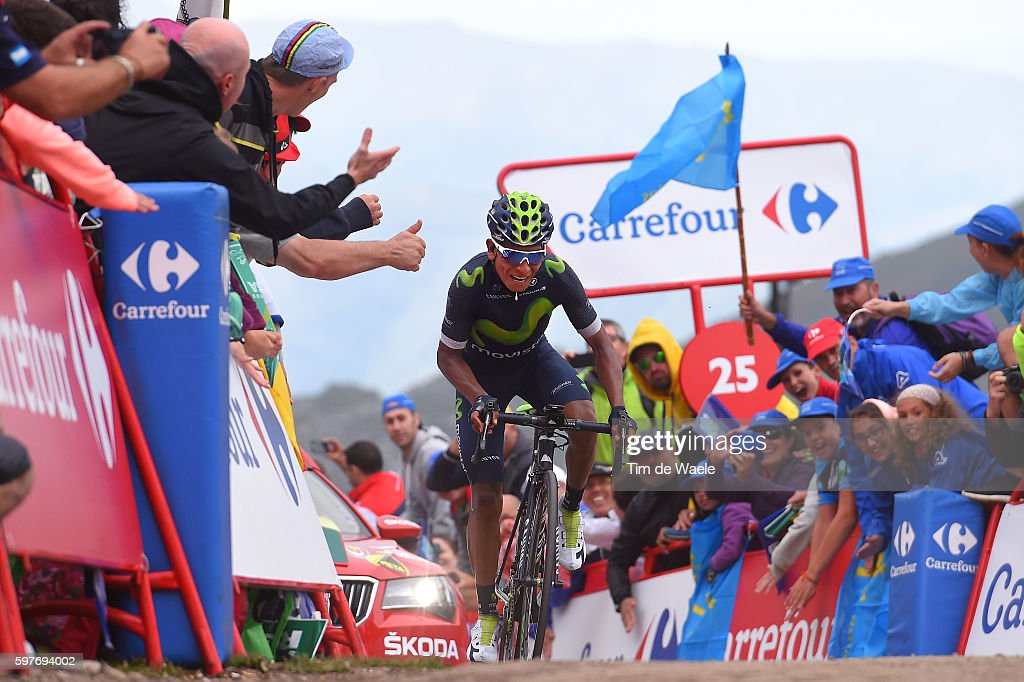 Cycling: 71st Tour of Spain 2016 / Stage 10 : News Photo