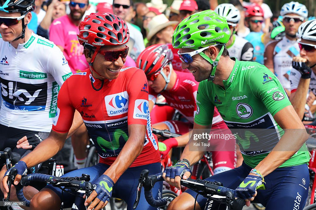 Cycling: 71st Tour of Spain 2016 / Stage 11 : ニュース写真