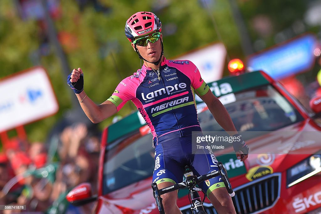 Cycling: 71st Tour of Spain 2016 / Stage 13 : ニュース写真