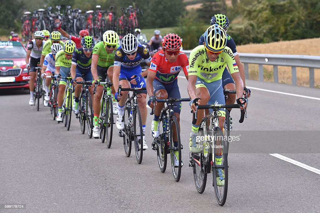 Cycling: 71st Tour of Spain 2016 / Stage 15 : ニュース写真
