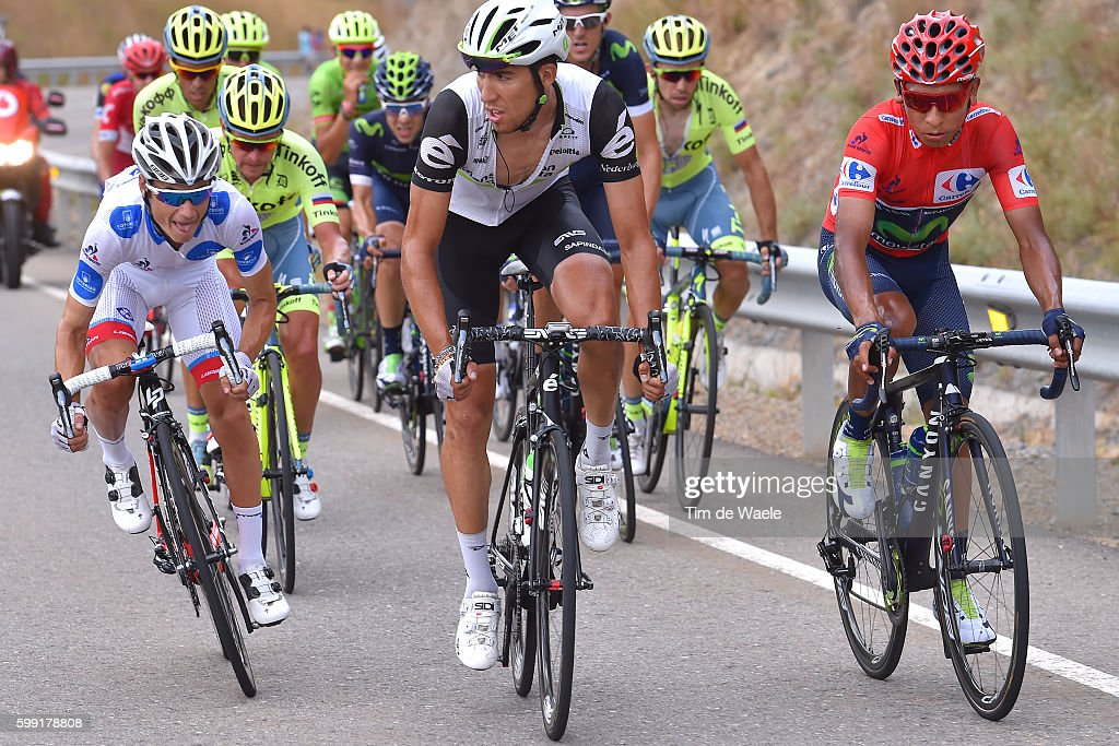 Cycling: 71st Tour of Spain 2016 / Stage 15 : News Photo