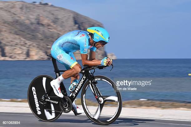 71st Tour of Spain 2016 / Stage 19 Michele SCARPONI / Xabia Calp / Time Trial ITT / La Vuelta /
