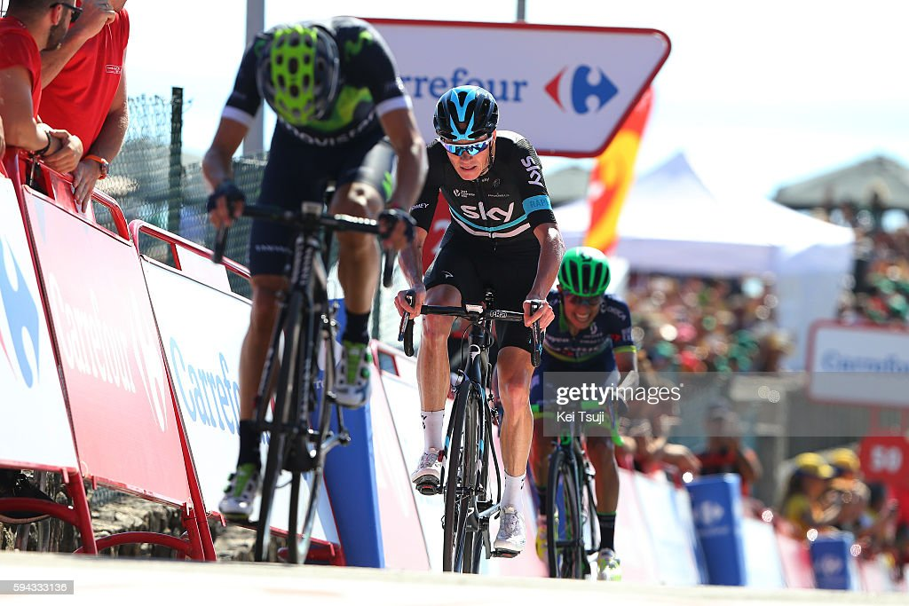 Cycling: 71st Tour of Spain 2016 / Stage 3 : News Photo