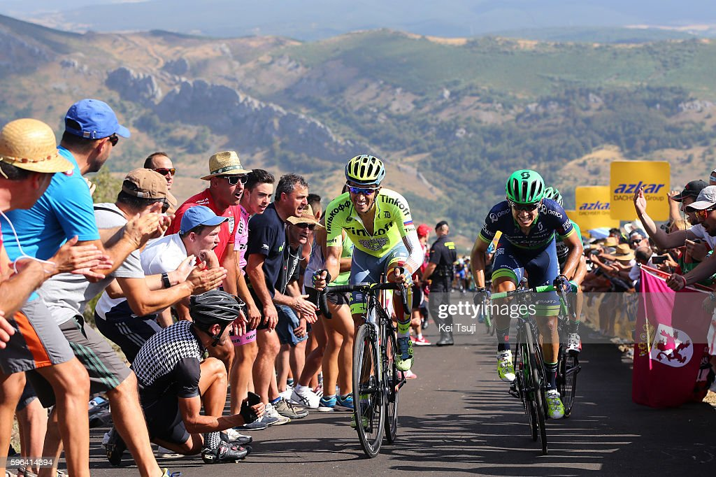 Cycling: 71st Tour of Spain 2016 / Stage 8 : News Photo