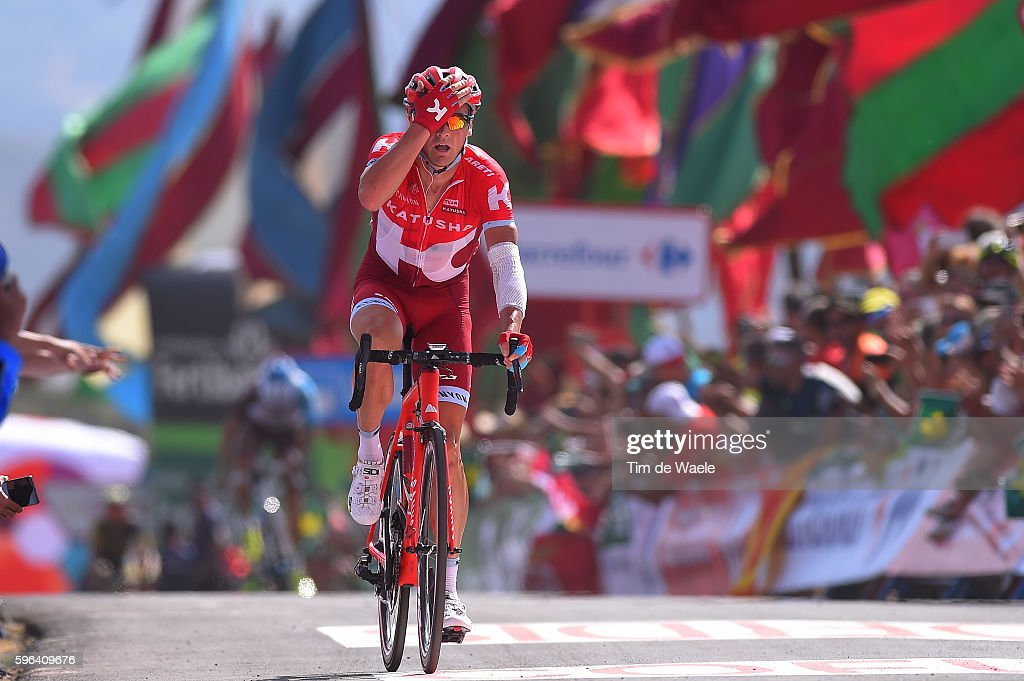 Cycling: 71st Tour of Spain 2016 / Stage 8 : ニュース写真