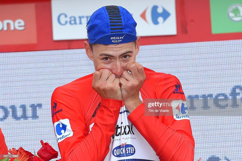 Cycling: 71st Tour of Spain 2016 / Stage 9 : Foto jornalística