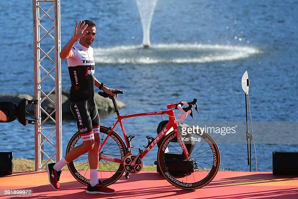 71st Tour of Spain 2016 / Team Presentation Haimar ZUBELDIA / La Vuelta /