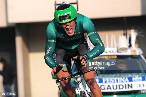 71Th Paris - Nice 2013, Prologue Damien Gaudin / Houilles - Houilles / Time Trial Contre La Montre Tijdrit, Proloog, Etape Rit /Tim De Waele