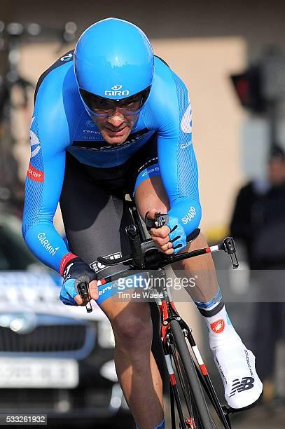 71th Paris - Nice 2013 / Prologue David MILLAR / Houilles - Houilles / Time Trial Contre la Montre Tijdrit / Proloog / Etape Rit /Tim De Waele