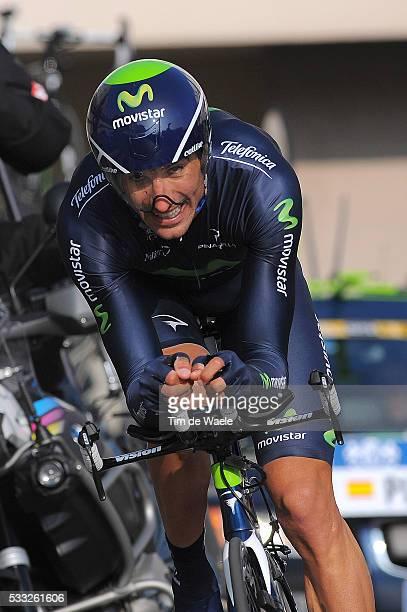 71th Paris - Nice 2013 / Prologue Ruben PLAZA MOLINA / Houilles - Houilles / Time Trial Contre la Montre Tijdrit / Proloog / Etape Rit /Tim De Waele