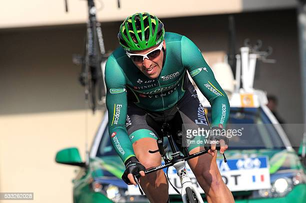 71th Paris - Nice 2013 / Prologue Sebastien TURGOT / Houilles - Houilles / Time Trial Contre la Montre Tijdrit / Proloog / Etape Rit /Tim De Waele