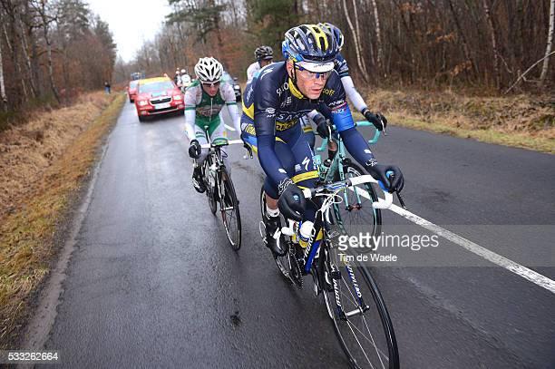 71th Paris - Nice 2013 / Stage 3 CHRISTENSEN Mads / MINARD Sebastien / VUILLERMOZ Alexis / KEIZER Martijn / Chatel-Guyon - Brioude / Etape Rit /Tim...