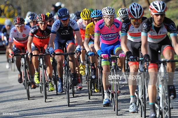 71th Paris - Nice 2013 / Stage 4 SCARPONI Michele / Brioude - Saint-Vallier / Etape Rit /Tim De Waele