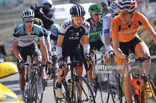 71th Paris - Nice 2013 / Stage 4 TSCHOPP Johann / Brioude - Saint-Vallier / Etape Rit /Tim De Waele