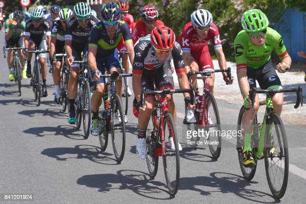 72nd Tour of Spain 2017 / Stage 12 Michael MORKOV / Tomasz MARCZYNSKI / Brendan CANTY / Jan POLANC / Jose Joaquin ROJAS / Motril Antequera Los...