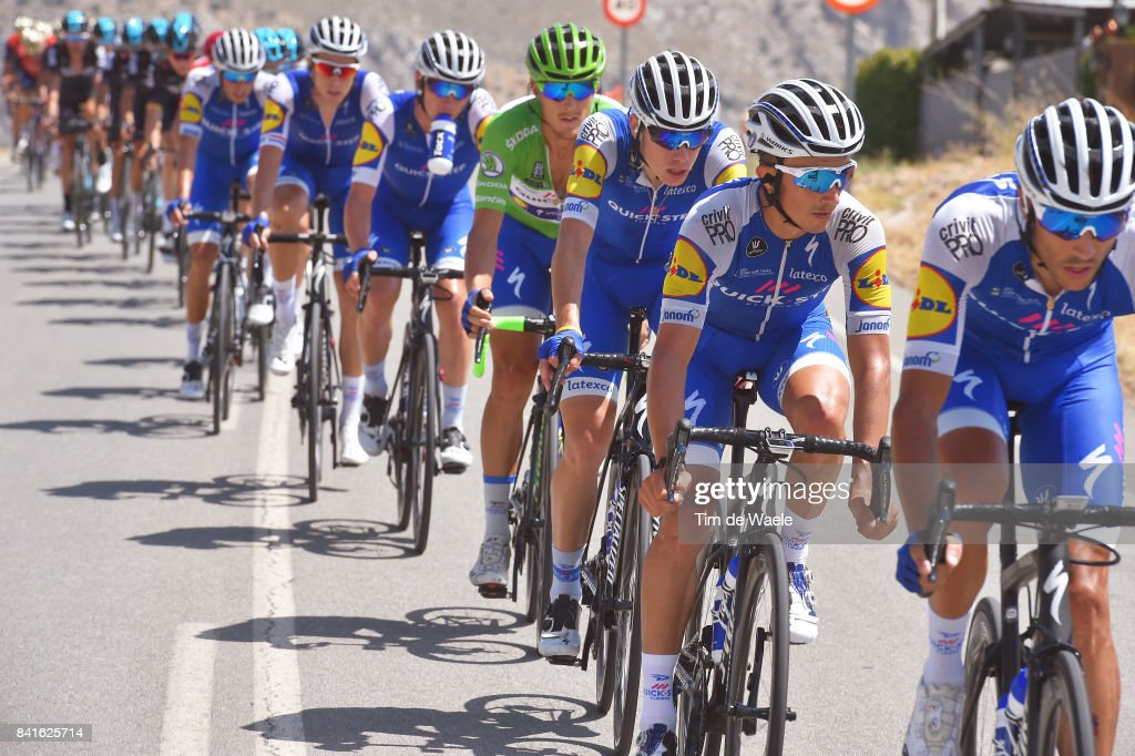 Cycling: 72nd Tour of Spain 2017 / Stage 13 : ニュース写真