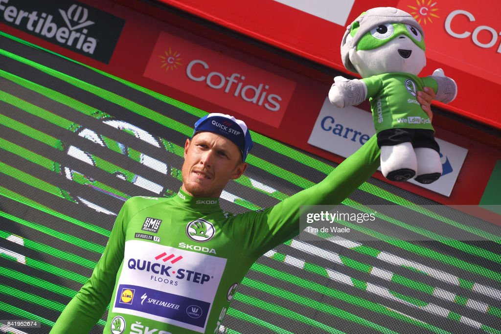 Cycling: 72nd Tour of Spain 2017 / Stage 14 : Nieuwsfoto's