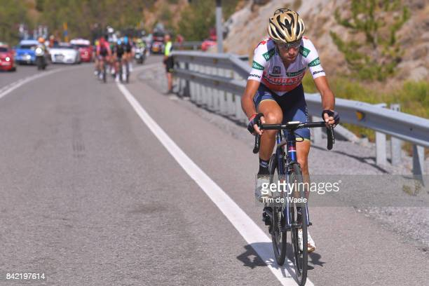 72nd Tour of Spain 2017 / Stage 15Alberto CONTADOR / Miguel Angel LOPEZ / Steven KRUIJSWIJK / Romain BARDET / Alcala la Real Sierra Nevada Alto Hoya...