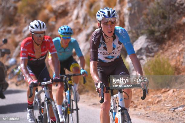 72nd Tour of Spain 2017 / Stage 15Romain BARDET / Alberto CONTADOR / Miguel Angel LOPEZ / Alcala la Real Sierra Nevada Alto Hoya de la Mora Monachil...