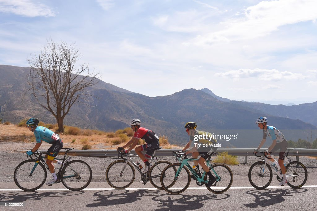 Cycling: 72nd Tour of Spain 2017 / Stage 15 : News Photo