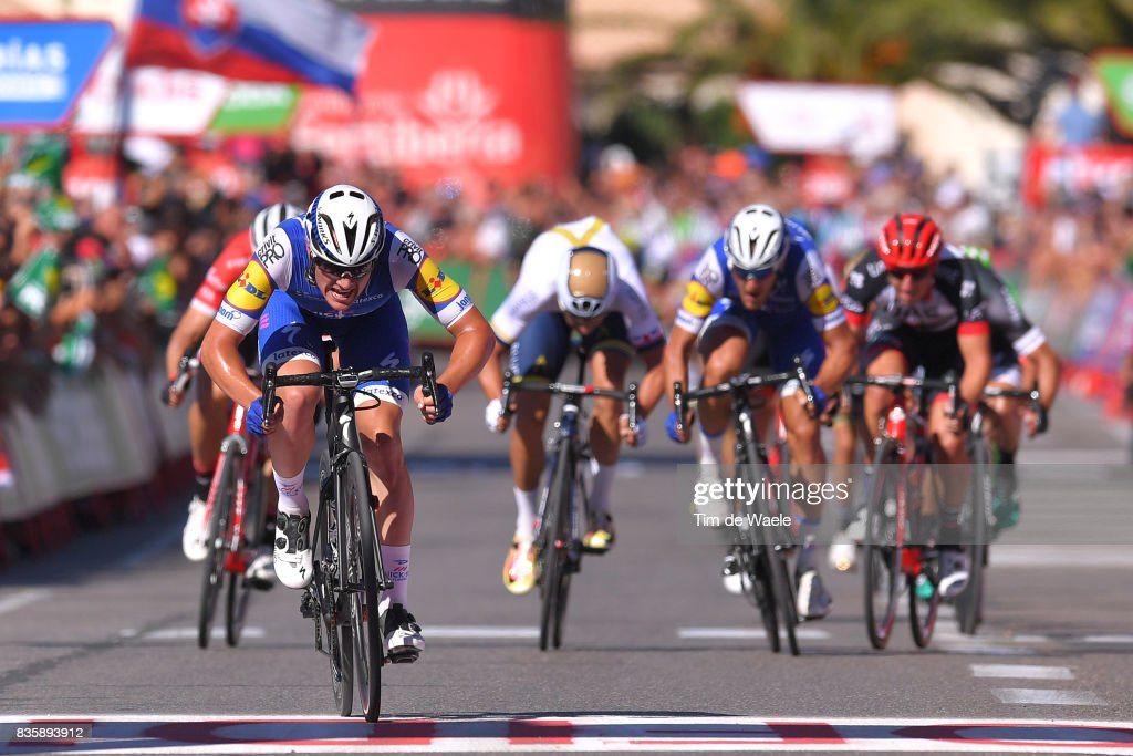 Cycling: 72nd Tour of Spain 2017 / Stage 2 : ニュース写真