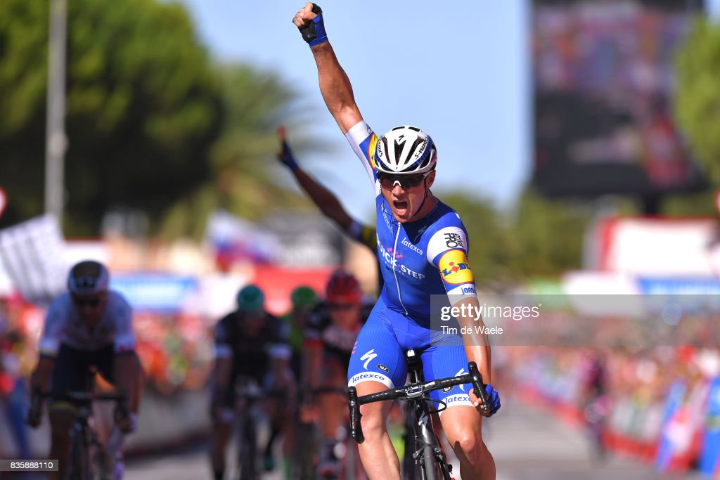 Cycling: 72nd Tour of Spain 2017 / Stage 2 : News Photo