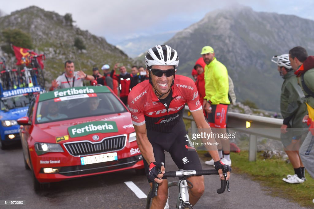 Cycling: 72nd Tour of Spain 2017 / Stage 20 : Nachrichtenfoto