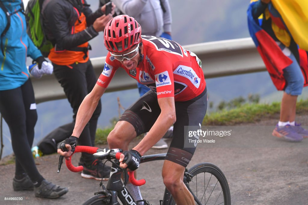 Cycling: 72nd Tour of Spain 2017 / Stage 20 : News Photo
