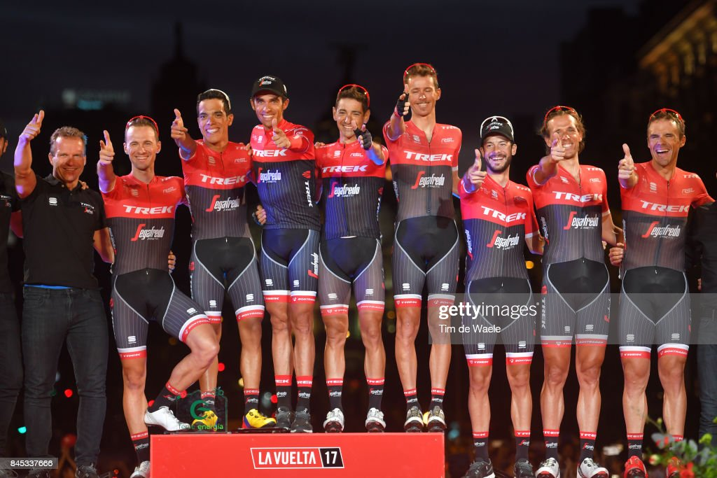 Cycling: 72nd Tour of Spain 2017 / Stage 21 : ニュース写真