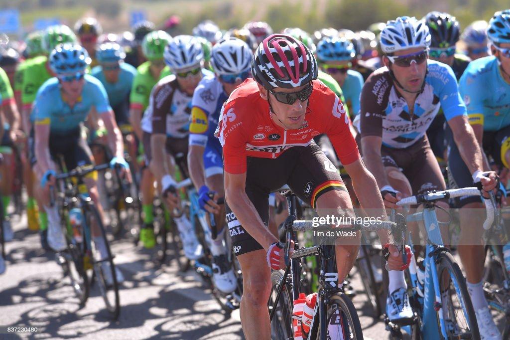 72nd Tour of Spain 2017 / Stage 4 Bart DE CLERCQ (BEL)/ Escaldes-Engordany - Tarragona Anella Mediterranea 2018 (198,2km)/ La Vuelta /