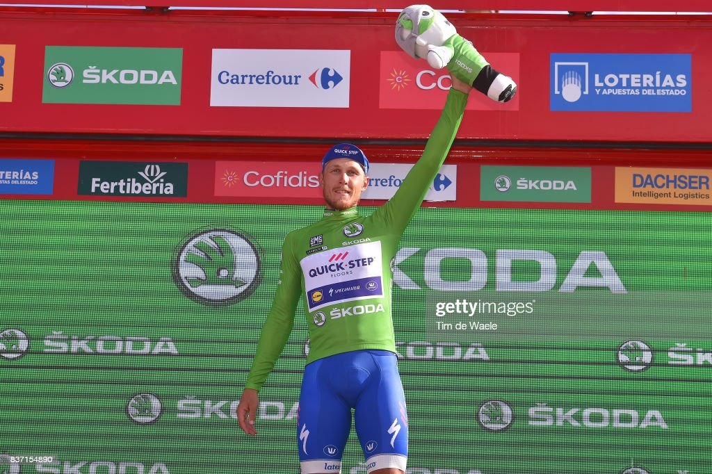 Cycling: 72nd Tour of Spain 2017 / Stage 4 : News Photo