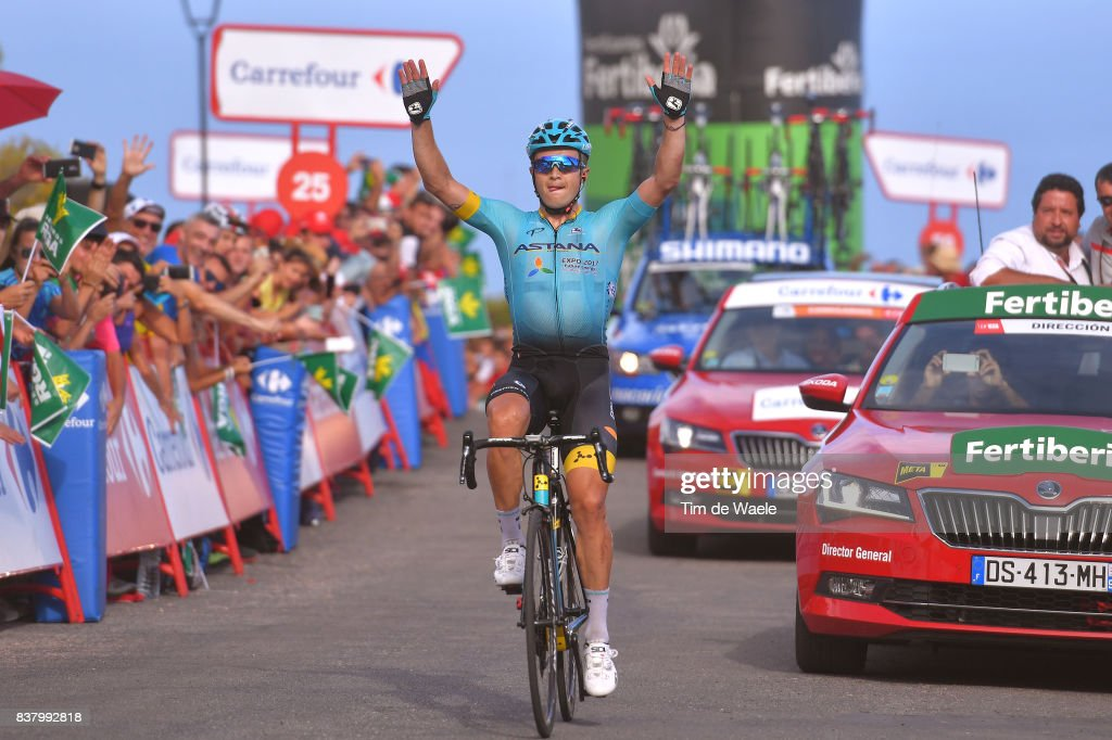 Cycling: 72nd Tour of Spain 2017 / Stage 5 : News Photo