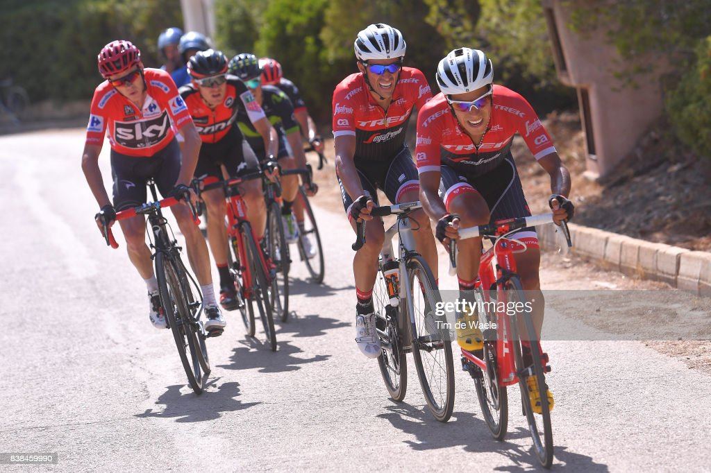 Cycling: 72nd Tour of Spain 2017 / Stage 6 : ニュース写真