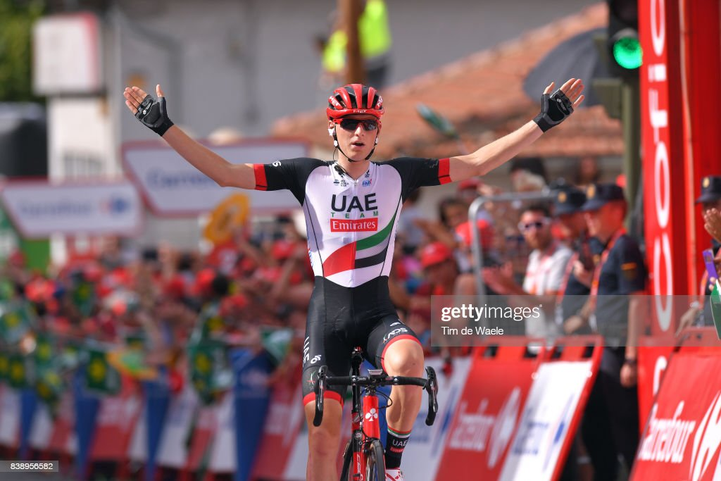 Cycling: 72nd Tour of Spain 2017 / Stage 7 : News Photo