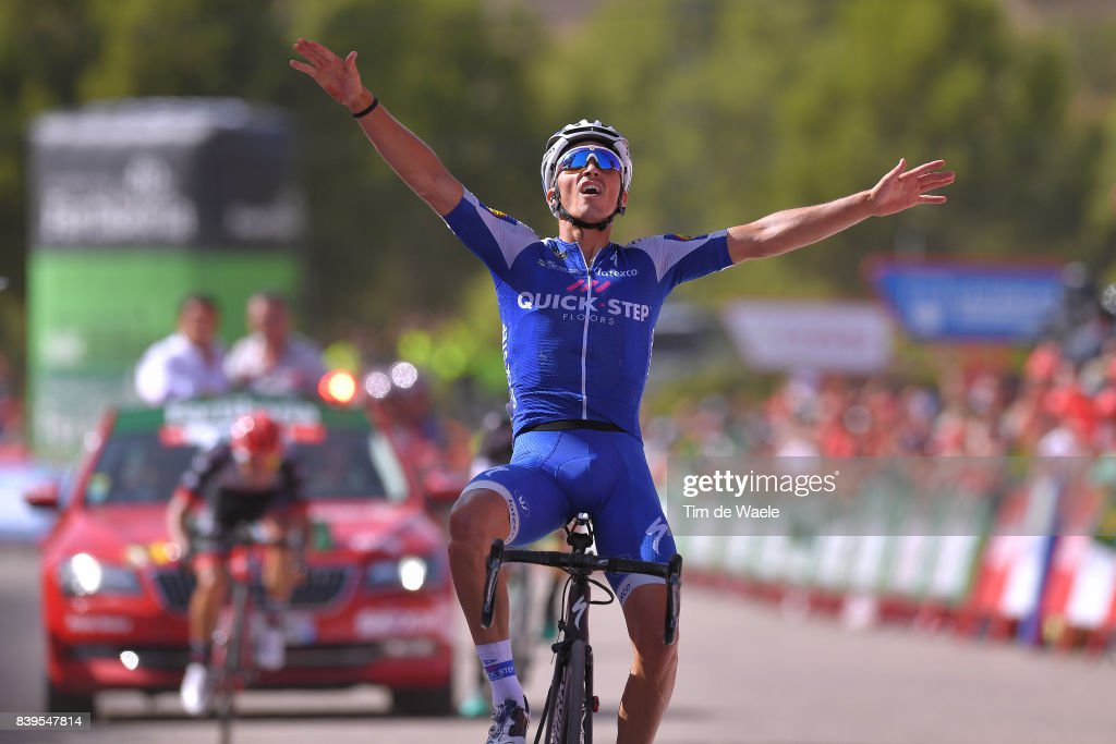 Cycling: 72nd Tour of Spain 2017 / Stage 8 : News Photo