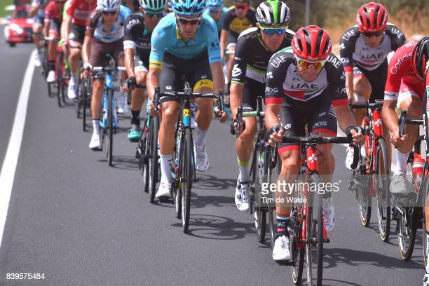 72nd Tour of Spain 2017 / Stage 8 Jan POLANC / Loic VLIEGEN / Jan POLANC / Hellin Xorret de Cati Costa Blanca Interior 915m / La Vuelta /