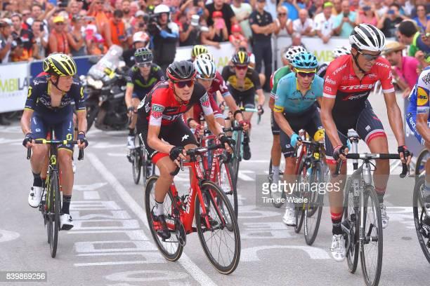 72nd Tour of Spain 2017 / Stage 9 Alberto CONTADOR / Tejay VAN GARDEREN / Jack HAIG / Sergei CHERNETCKII / Orihuela Ciudad del Poeta Miguel Hernandez...
