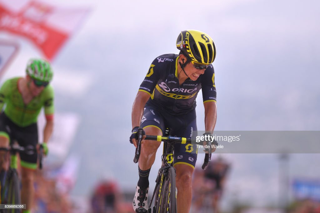 Cycling: 72nd Tour of Spain 2017 / Stage 9 : ニュース写真