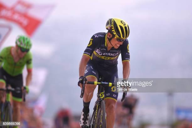 72nd Tour of Spain 2017 / Stage 9 Arrival / Johan Esteban CHAVES / Orihuela Ciudad del Poeta Miguel Hernandez Cumbre del Sol El Poble Nou de...